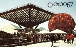 The Canadian pavilion at Expo 67 represented one of the proudest years in post Second World War times for Canadians.