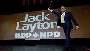 jack layton photo