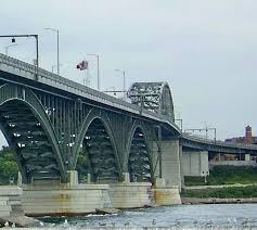 The Peace Bridge crossing between Buffalo/Western New York and Niagara, Ontario. File photo by Doug Draper