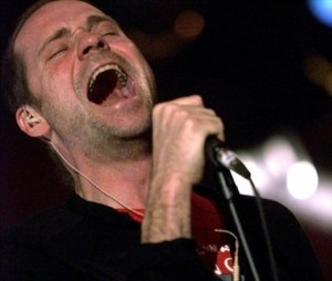 Tragically Hip frontman Gord Downie