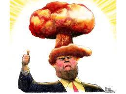 trump bomb