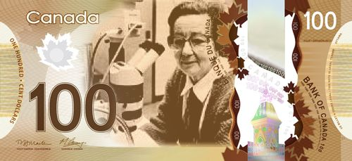 Who should be the first woman after the Queen to make it on to Canadian paper currency? Some out there are lobbying for Ursula Franklin.