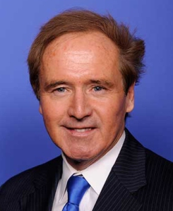 U.S. Congressman Brian Higgins, representing the Buffalo, New York area has been an ongoing voice for improving the flow of traffic at Buffalo/Niagara border bridges