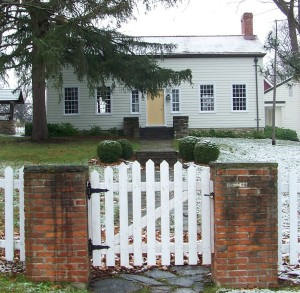 Niagara Parks's historic Laura Secord Homestead in the Niagara-on-the-Lake community of Queenston,, Ontario. File photo by Doug Draper