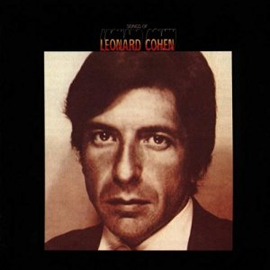 Leonard Cohen as some of us remember him when he first arrived on the scene in the 1960s.