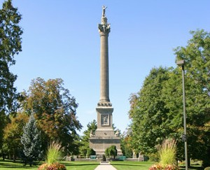 Queenston Heights has long been host to this iconic monument to British General Isaac Brock, who died in a battle here during the War of 1812. Now finally, that monument will be joined in the park by one for Native peoples who fought in that war.