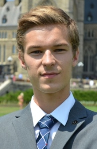 19-year-old, Brock political science student Sam Oosterhoff pulls an October surprise at Tory nomination meeting in Niagara West-Glanbrook riding.