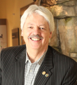 NPCA Chair and St. Catharines Regional Councillor Bruce Timms