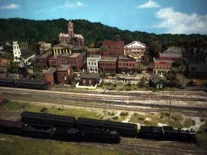From Buffalo History Musuem train exhibit. Photo courtesy of Buffalo Museum of History