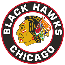 The aged logo of the Chicago Black Hawks hockey team has also become an ongoing topic of controversy