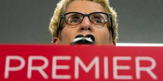 It's time for Ontario voters to send Premier Kathleen Wynne a message she deserves!