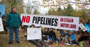 kinder-morgan-pipe-protest-one