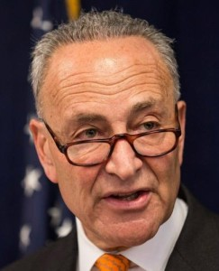 U.S. Senator Chuck Schumer from New York State calls on Canada to better staff border crossings.