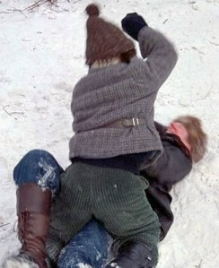 In the classic Holiday Season movie 'A Christmas Story', some of which was filmed in St. Catharines/Niagara, our hero Ralphie beats the bully out of Scut Farcus. We may all need to summon up some of the Ralphie in us this coming year to beat off the bullies in our midst.