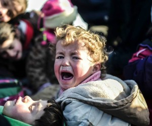 The deadly horror for Syrians fleeing their homes