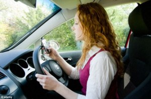 As dangerous as it now has been proven to be, many just can't seem to give digital devices up while driving