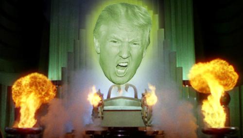 trump-as-oz