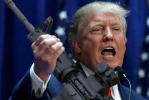 trump-with-gun