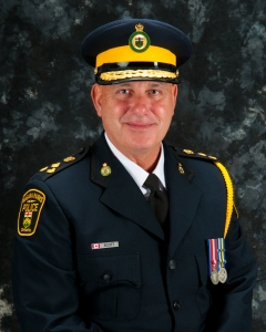 Niagara Parks Police Chief Carl Scott retiring