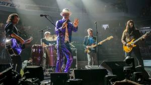 Gord Downie and The Tragically Hip put the music to work one more time.