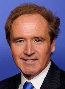 U.S. Confressman Brian Higgins representing a district in the Buffalo/Western New York area, has bee watchdogging a proposal to ship highly radioactive wastes across the border.