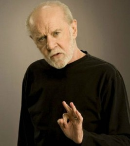George Carlin, winner of the Mark Twain Award in his country for the most insightful kind of satire, was always working to setting things straight. How many of us really listened?