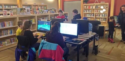 Pelham's renewed Maple Acre Library. Photo courtesy of Town of Pelham