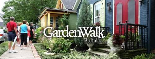 Garden Walk Buffalo Cottage District 5: 2018 Garden Walk Buffalo Is Almost Here!