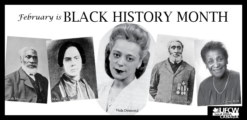 North Country Ford >> St. Catharines Museum Celebrates Black History Month ...