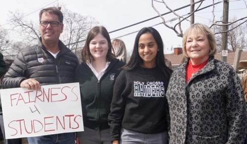 Niagara Students Join Thousands of their Peers Across Ontario in