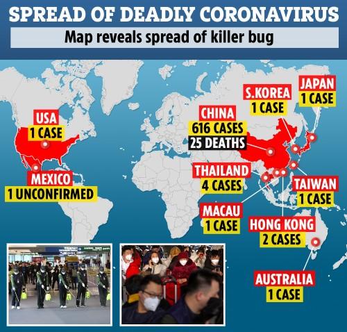 Coronavirus From America: Brock University Expert Says Coronavirus Could Be Next
