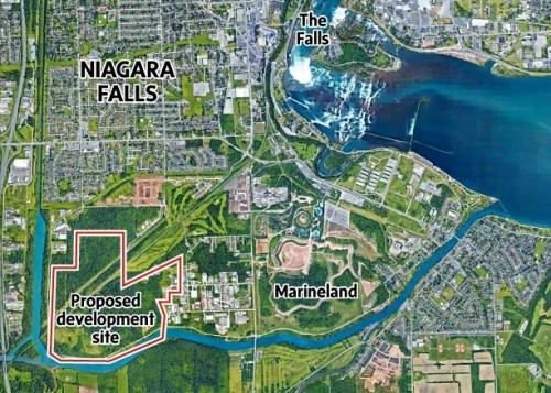 Another Public Meeting On The Controversial Thundering Waters Forest Project. | Niagara At Large